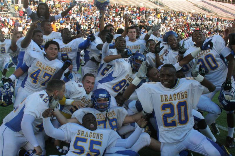 Jefferson Dragons Are State Champions