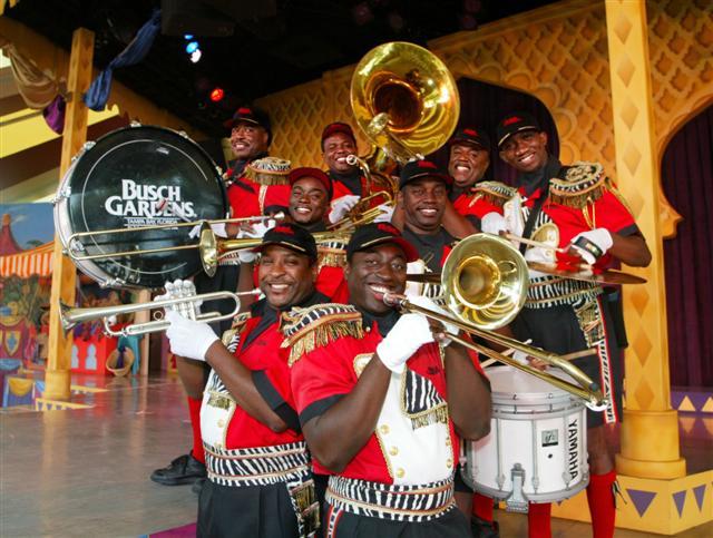 Busch Gardens Owners Fire 'The Sheiks'