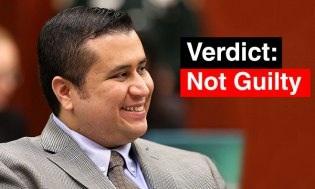Zimmerman Found Not Guilty In Trayvon Martin's Death