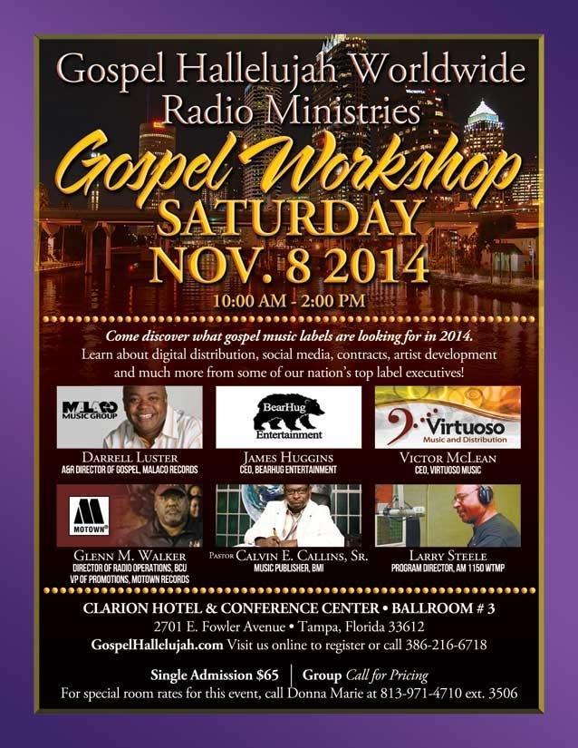 Gospel Workshop