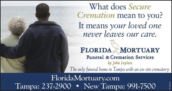 Florida Mortuary ad