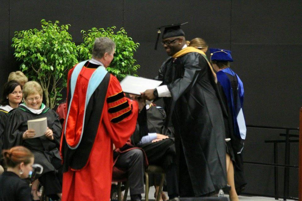 Tampa Native Earns Master's Degree