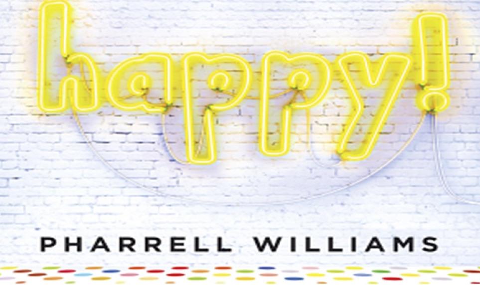 Pharrell Turns Song 'Happy' Into Children's Book