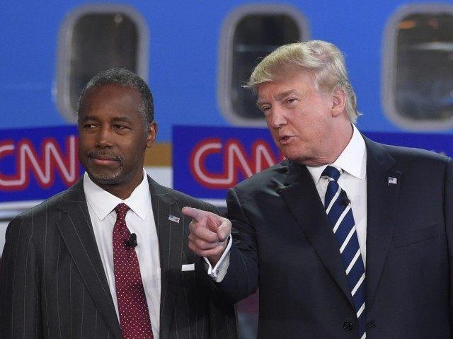 Donald Trump Calls Ben Carson A Pathological Liar