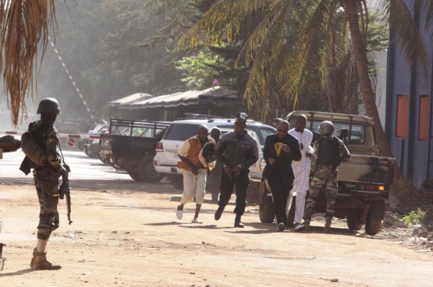 Gunmen Storm Luxury Hotel In Mali