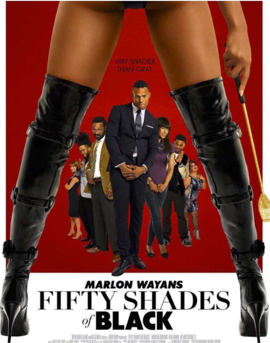 Marlon Wayans Says 50 Shades Of Black May Be Last Parody Film