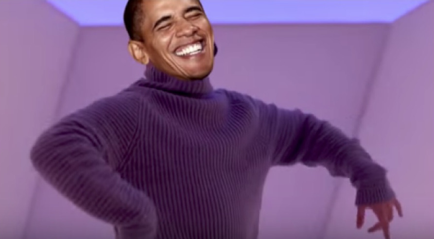 President Obama Rendition Of 'Hotline Bling' Is Too Funny