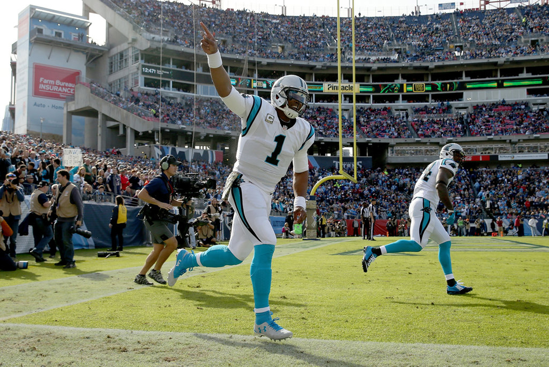 Conference Championship Winners Will Move On To Super Bowl 50
