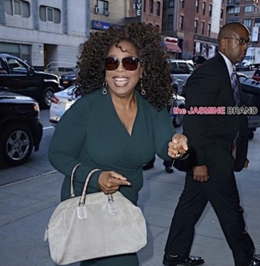 Oprah Blamed For Weight Watchers' Stock Crash