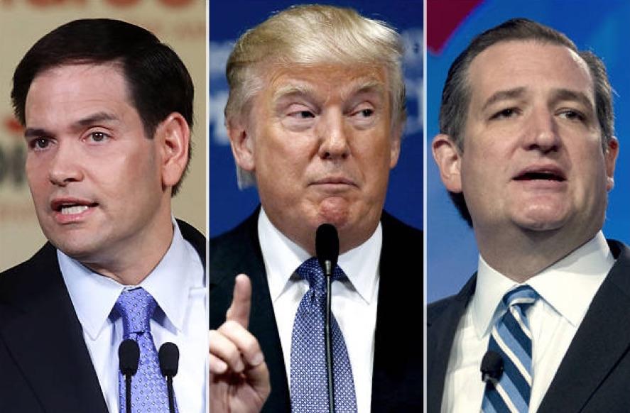 Ted Cruz Wins GOP Iowa Caucus