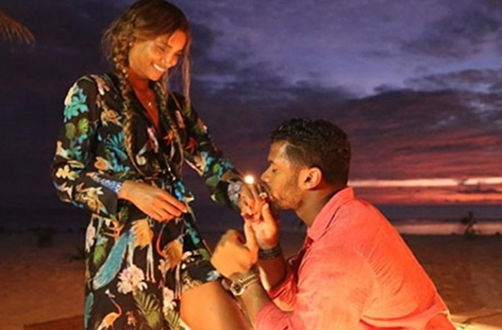 Russell Wilson And Ciara Are Engaged