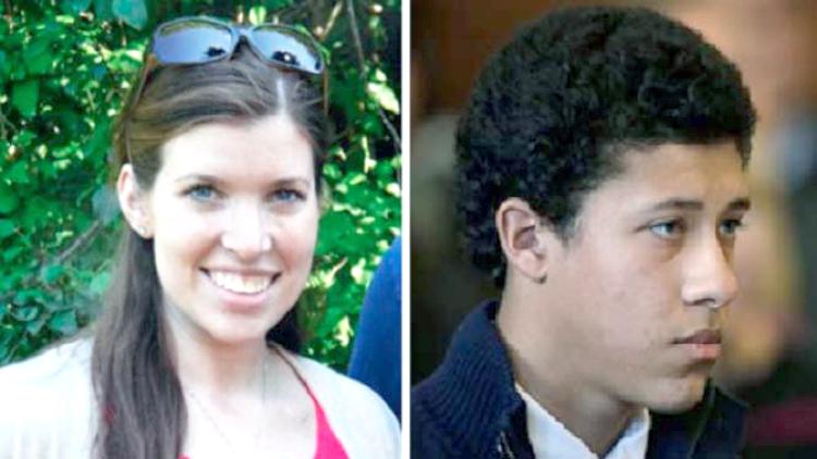 Mass. Teen Sentenced To Life For Murdering And Raping Teacher
