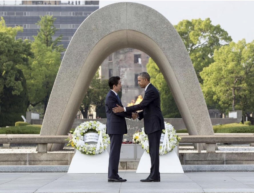 Media Tainted Reports: President Obama DID NOT Apologize For Acts Of War In Japan