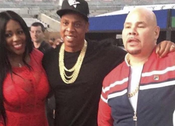 Jay Z Jumps On Fat Joe, Remy Ma Remix