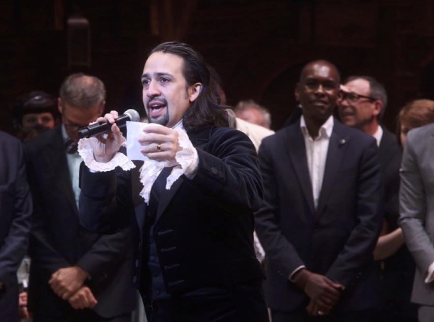 'Hamilton' Marked To Make Billboard 200 Chart