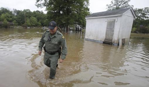 President Obama Declares W. Virginia A Major Disaster After Flooding