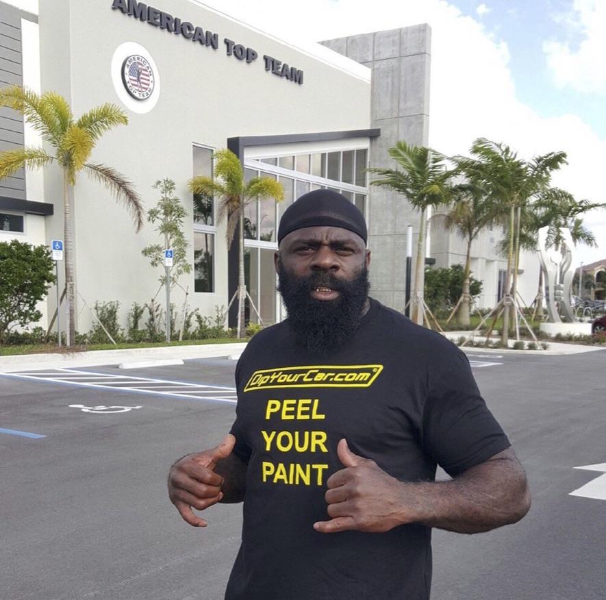 Popular MMA Heavyweight Dead At Age 42
