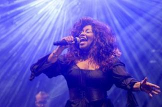 Chaka Khan Cancels Concerts; Checks Into Rehab