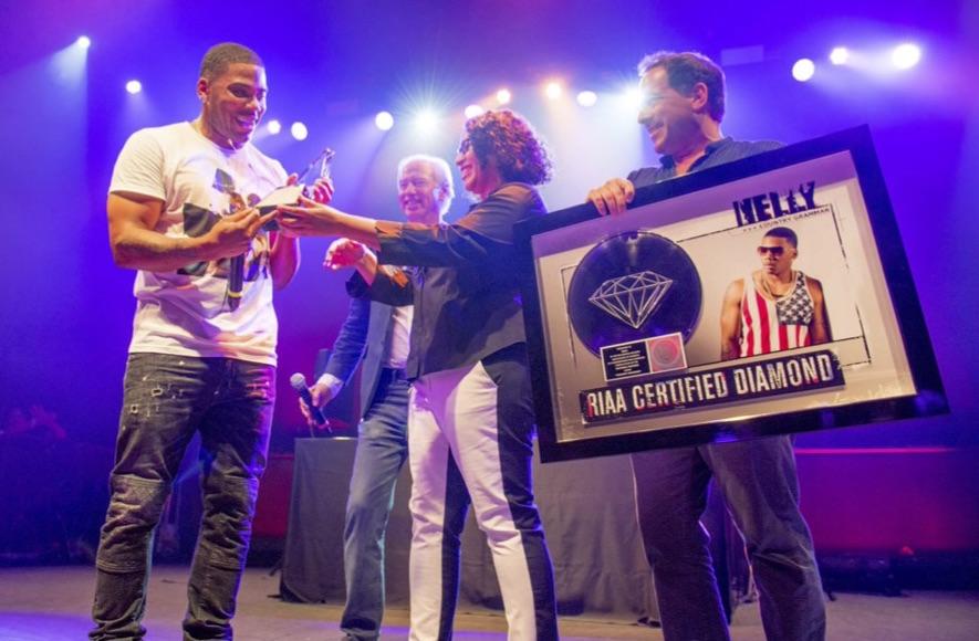 Nelly's 'Country Grammar' Album Certified Diamond