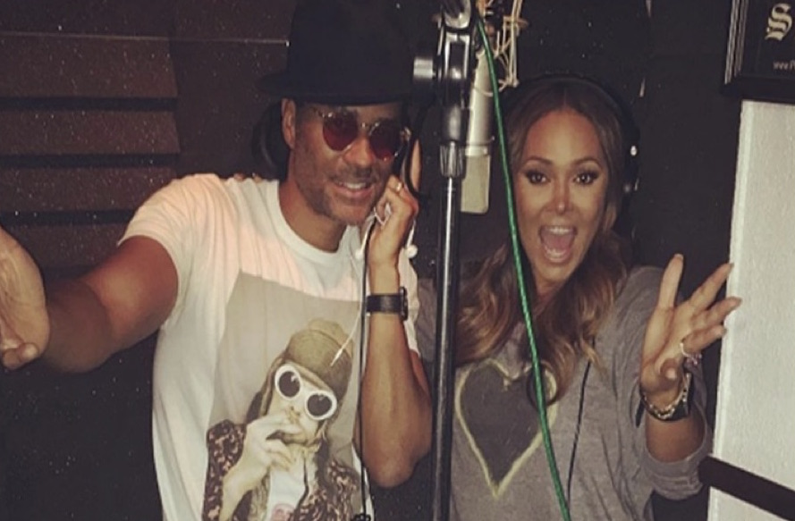 Tamia And Eric Benet Back In Studio Together After 17 Years