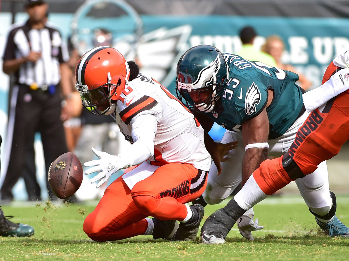 Robert Griffin, III Put On Injured Reserve With Shoulder Injury