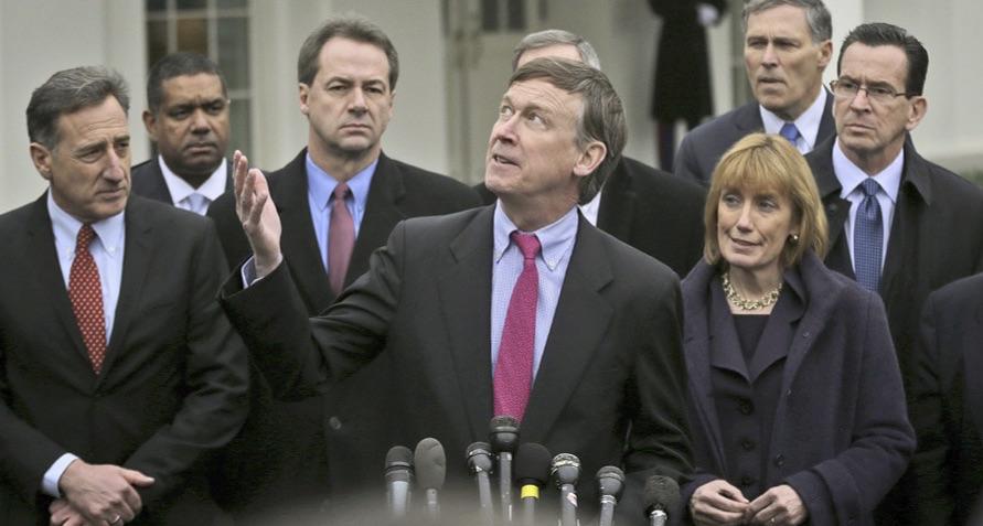 Democrats Look To 2018 Gubernatorial Races To Regain Footing
