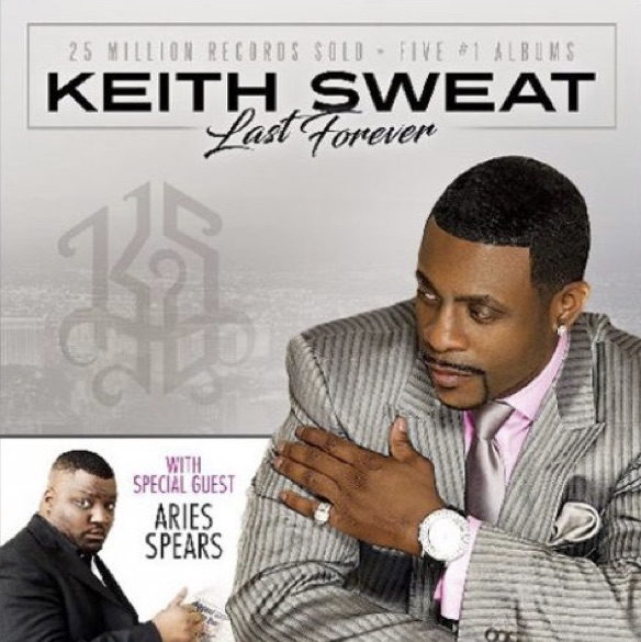 Keith Sweat Lands Shows At Las Vegas' Flamingo Hotel
