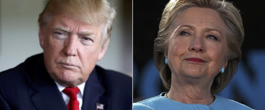 Clinton, Trump At Campaign's End: Still Close - And Still Unpopular (POLL)