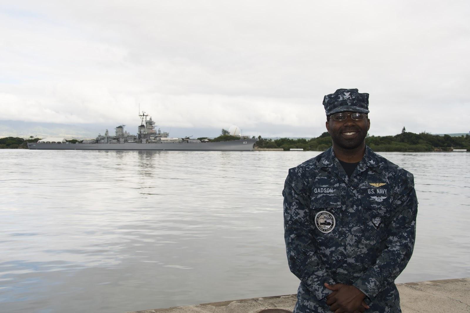 St. Petersburg Native Assigned To Pearl Harbor Fleet Headquarters