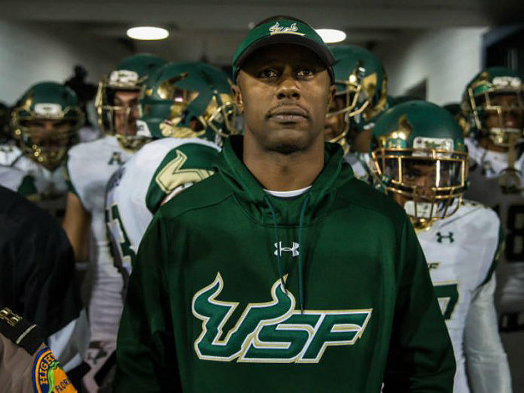 USF Focused On Birmingham Bowl, Begins Search For New Head Football Coach