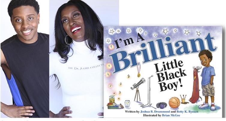 Children's Book About 'Brilliant Black Boys' Gets Celebrity Attention