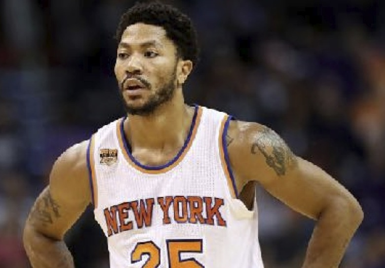 Derrick Rose Misses Game To Be With His Mom; Didn't Tell Team Until He Returned