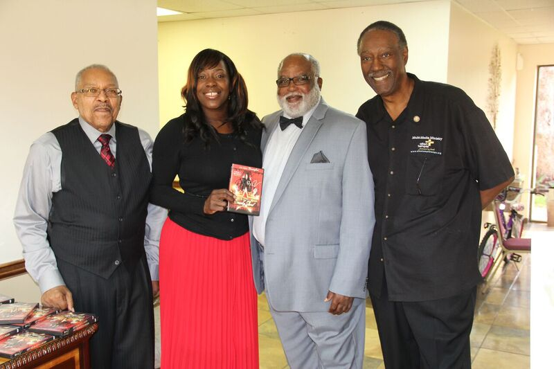 ALLEN TEMPLE AME CHURCH HOSTS NON-TRADITIONAL WATCH NIGHT SERVICE