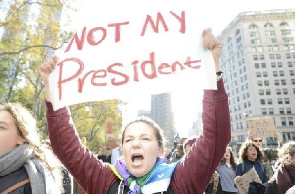 Report: Women's March On Washington Will Upstage Trump's Inauguration