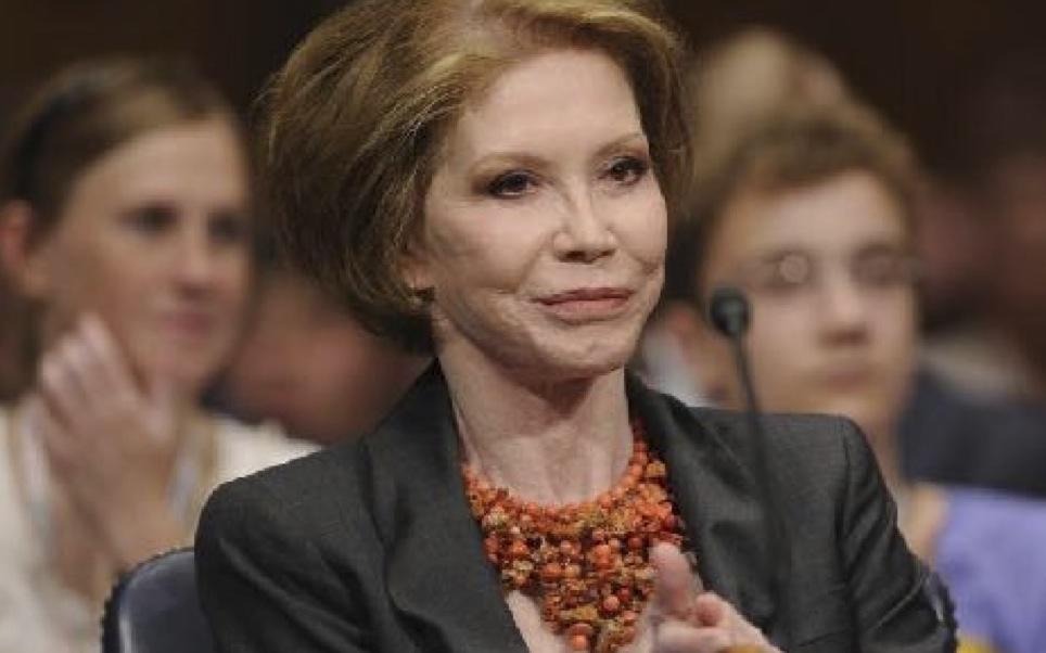 Mary Tyler Moore Dies