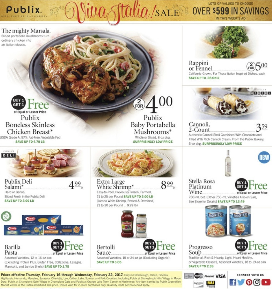 Publix Weekly ad 1
