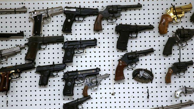 U.S. Senate Blocks Former Pres. Obama's Gun Background Check Rule