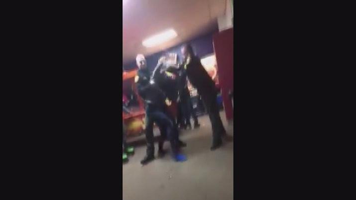 Officers Caught On Video Tasing Girl, 12