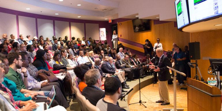 Sen. Bill Nelson Visits FAMU To Discuss STEM