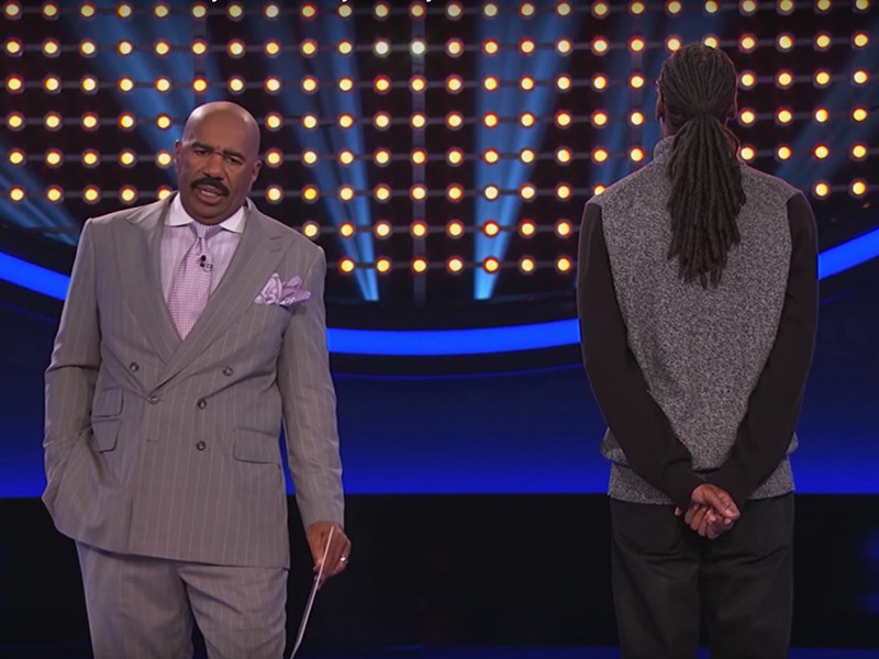 Steve Harvey Warns Snoop, T.I. And Bow Wow About Dissing Trump