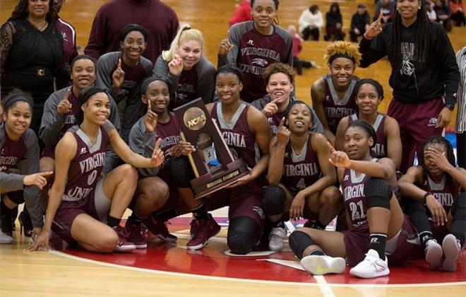 Virginia Union Women's Basketball Team Rank #2 In Coaches Poll