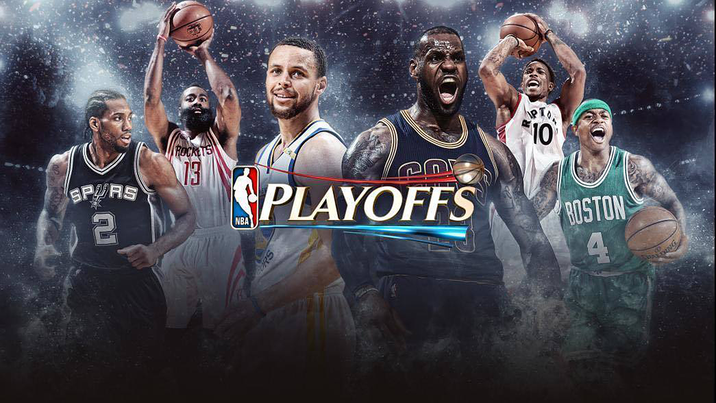 2017 NBA Playoffs Start Saturday
