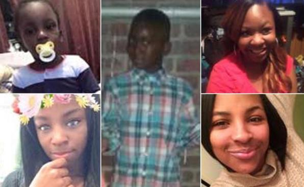5 Die In Suspicious Fire In Queens