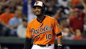 Baltimore Oriole CF Adam Jones Donates To Negro League Baseball Museum