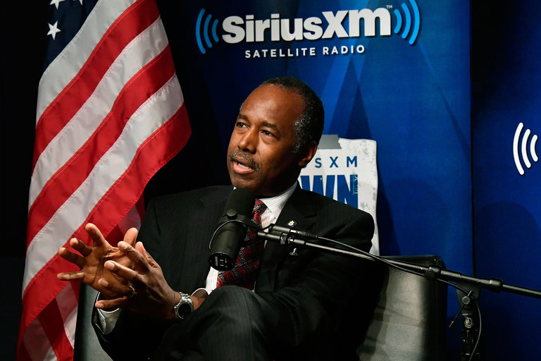 HUD Secretary Says Poverty Is A 'State Of Mind'