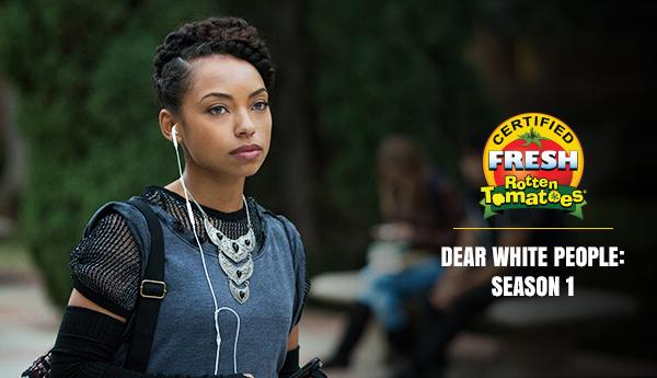 Netflix's 'Dear White People' Series Gets Top Critic Ratings