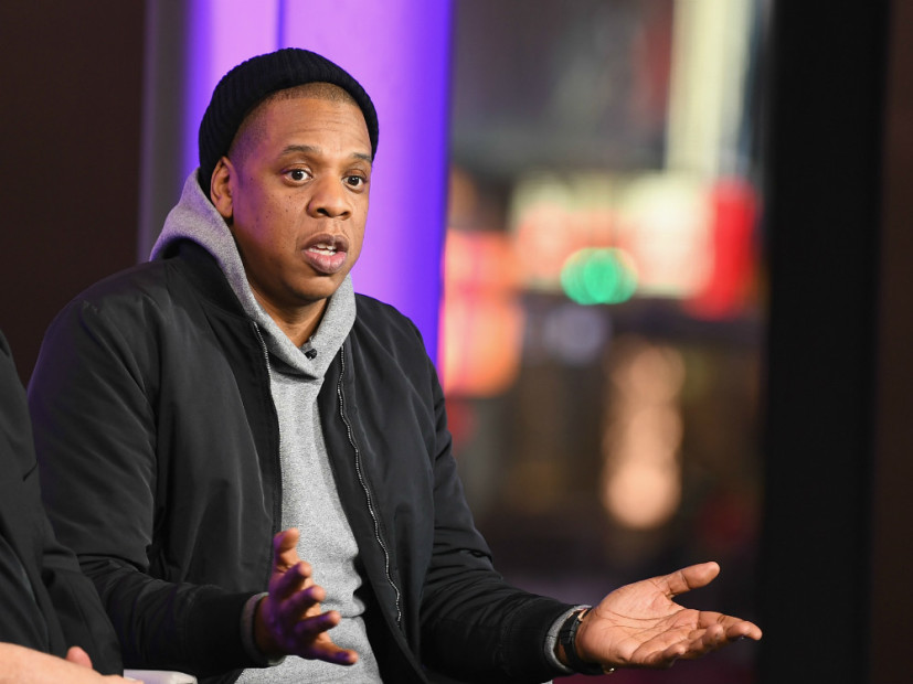 Jay Z Sued For $10M For Using Roc Nation Logo