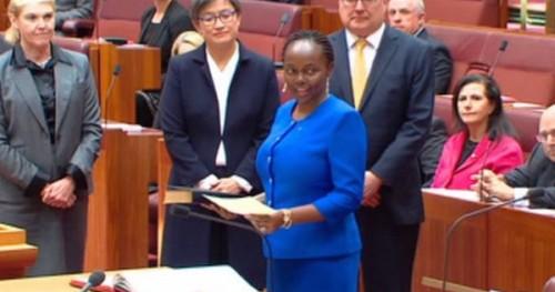 Australia Gets First Black Senator