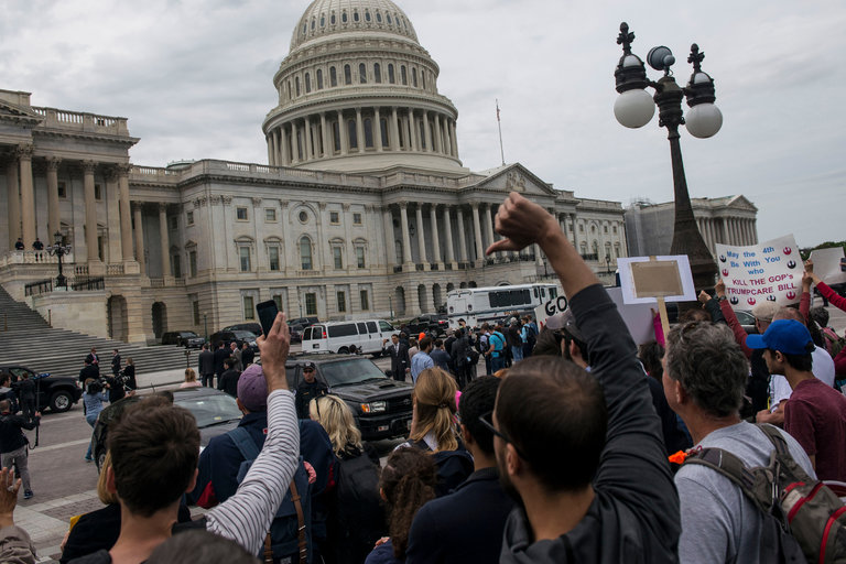 Congressional Budget Office: 23 Million Will Lose Healthcare By 2026 Under Republican Plan