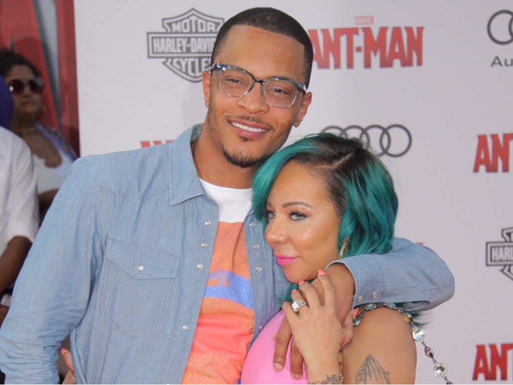 T.I. And Tiny Moving Forward With Divorce